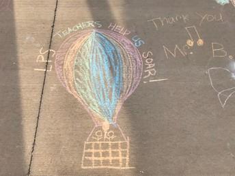Teacher Appreciation Week was Amazing!