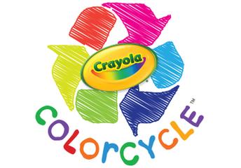 Crayola Colorcycle Reminder