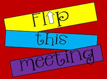Important! Read! Bring to the Staff Meeting