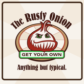 "Tell 'Em QHMS Sent You!  ""The Rusty Onion"" Gives Back!"