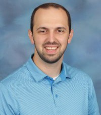 Jonathon Trice, 5th grade teacher