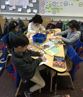 Readers Workshop in Action