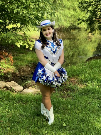 Maci Williams to Represent Spring Hill in the Macy's Thanksgiving Day Parade in NYC