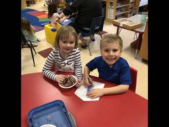 Miss Holly's PK and Mrs. Brewer's Begindergarten Classes