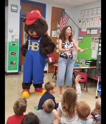 Happy Bear / Safety Talks