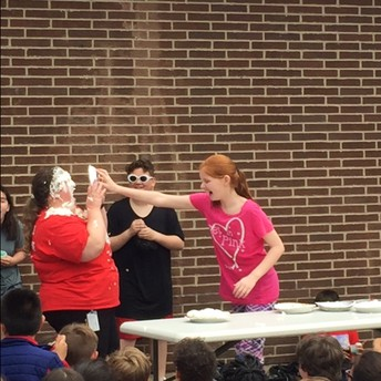 And Anne pays Mrs. Litwiller back for Mrs. Nickels!