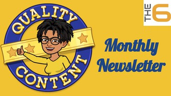 Check out the Sixth Grade Newsletter!