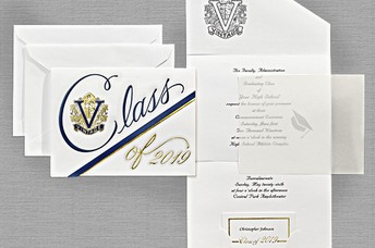 Graduation Announcements: Delivered on 4/3!