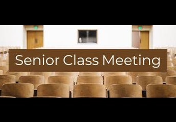 Senior Graduation Meeting (Google Meet)