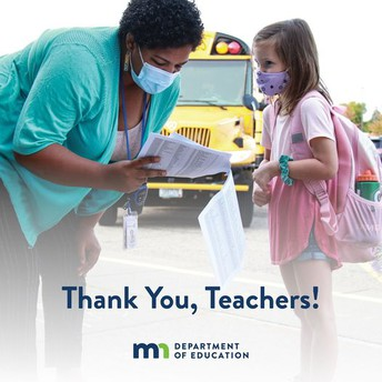 Thank You, Duluth Teachers