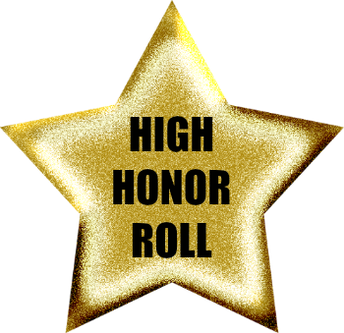 List of High Honors - First Marking Period