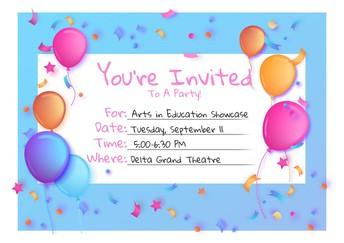 Arts and Education Showcase
