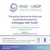 MiSK-UNDP Youth Forum