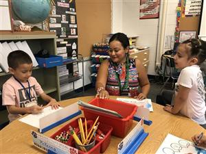 Spanish Dual Language Program Continues into second year