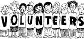 Calling for family volunteers
