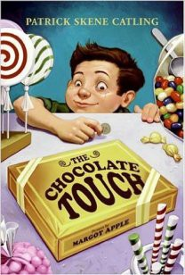 One Book One School - The Chocolate Touch!