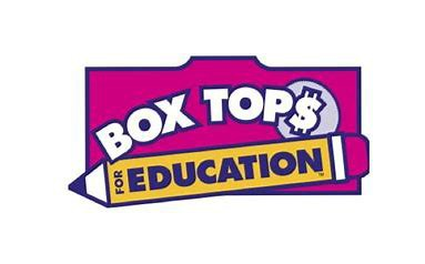 BOX TOP UPDATE!  Thank you all for your box tops donations! We were able to raise $158. Please keep saving them!