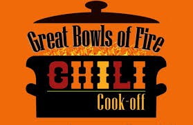 Chili Cook off and Bingo Night - Friday, November 15th