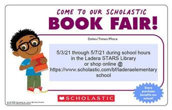 Last Chance to Shop the Book Fair [Tues. 5/11]