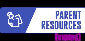 Parent Resources, menus, Title I