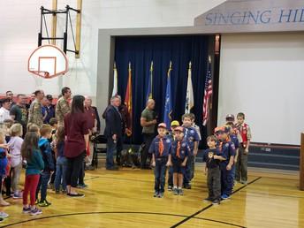 Singing Hills Elementary Showcase