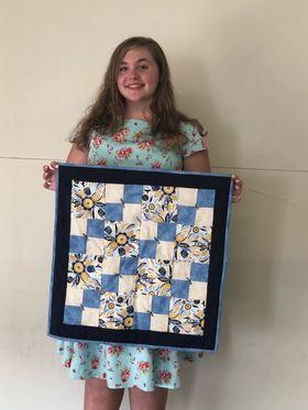 Sophia Broshes-8th grade