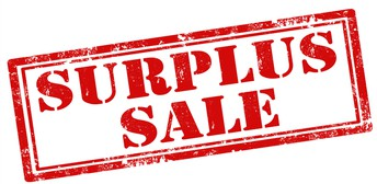 Mini Surplus Sale