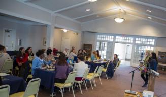 CCG Senior Partnership Luncheon, Fall 2019