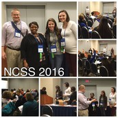Presenting at NCSS 2016