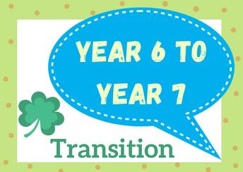 Year 6 Transition by Mr Craig Gamble