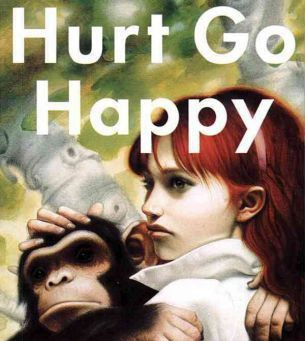 Hurt Go Happy book cover