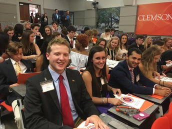 Gators of the Week:  Law and Global Policy Students Compete in Model UN Competition