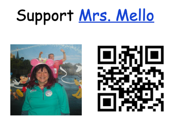 Support Mrs. Mello