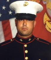 Jayson Fulmer, United States Marine Corps