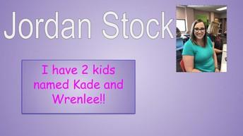 Jordan Stock