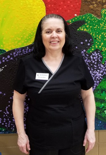 CNP Employee Spotlight! - Mrs. Wonda Miles at Jones Valley Elementary