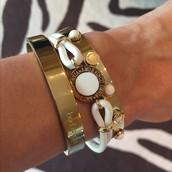 Bud to Rose - New Stacking Bracelets