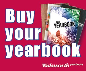 Buy Your Yearbook Early!  This Makes A GREAT Holiday Gift!