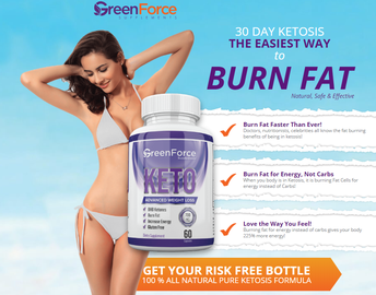 Green Force Keto Diet Reviews