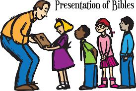 Bible Presentation on September 22, 2019