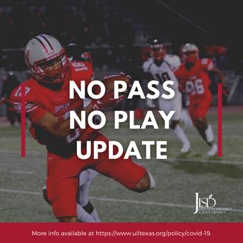 No Pass/No Play Update