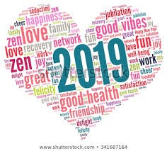 Happy New Year!!  Welcome Back to 2019