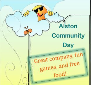 ALSTON COMMUNITY DAY