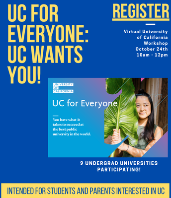 UC For Everyone!