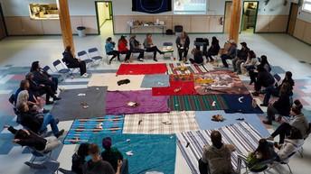 Indigineous Awareness-EICS Blanket exercise