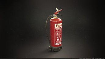 All About Fire Extinguishers