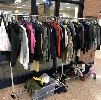 Lost & Found will be Donated!