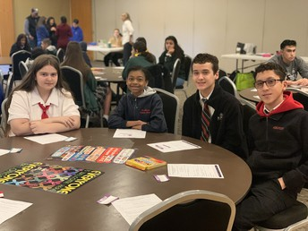 Student Leaders Learn with Archdiocese