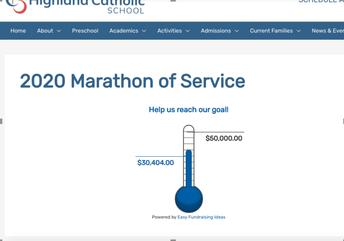 Marathon Thermometer