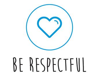 Explorer Behavior: What does respect look like?